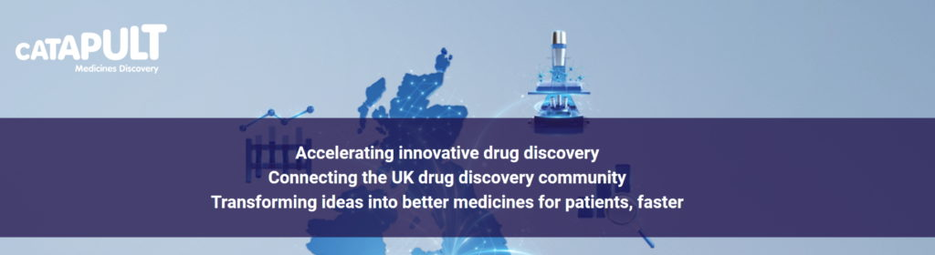 Medicines Discovery Catapult logo.